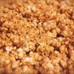 Sea Salted Caramel Popcorn